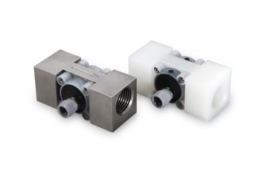 Liquid Turbine Flowmeter with Pulse Output – K-Factor